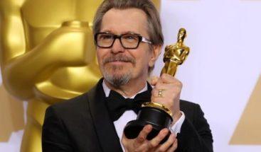 Gary Oldman, del Óscar a Cannes