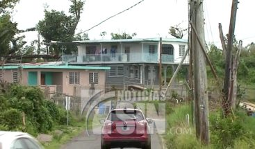 Varias comunidades en Puerto Rico sin luz, a 8 meses meses del paso del huracán Maria