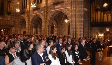 Eduardo Selman recibe adhesiones de solidaridad de la comunidad dominicana en NY
