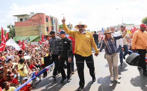 Maduro dice que no le importa el FMI y le acusa de ser