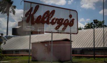 Gobierno venezolano reactiva planta de la estadounidense Kellogg tras cierre