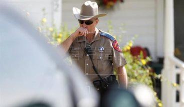 Identifican al autor del tiroteo de Texas como familiar de las víctimas
