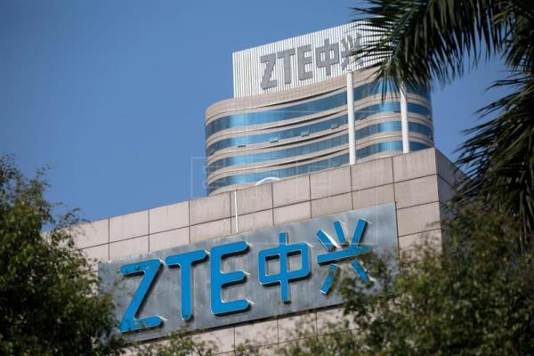 EEUU levantará las sanciones a ZTE tras llegar a un acuerdo con la compañía