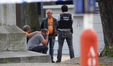 Abatido presunto terrorista tras matar a dos policías y a un civil en Bélgica
