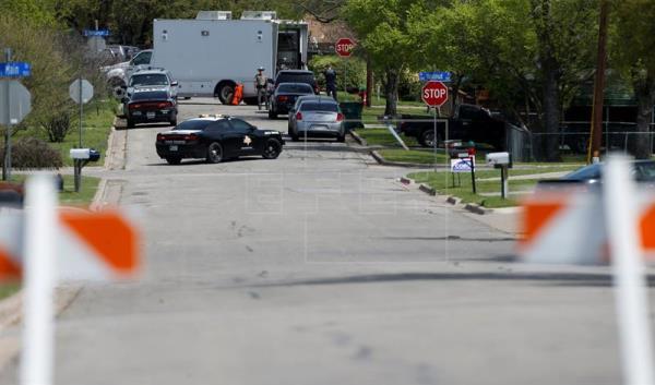 Ocho heridos por una explosión en una oficina de correos en EE.UU.