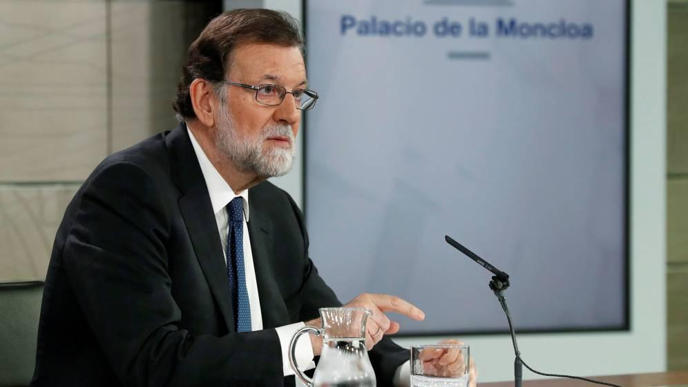Rajoy dice que su partido no es corrupto y acusa a socialistas de manipular