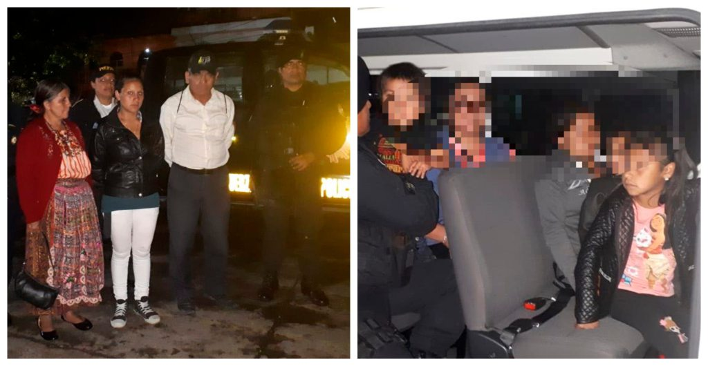 Tres detenidos en Guatemala por dar bebidas alcohólicas a tres niños