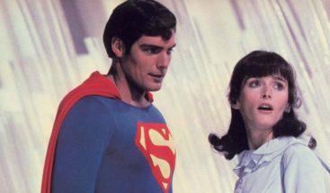 Margot Kidder, la Lois Lane de
