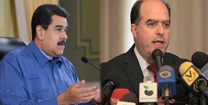 Maduro dice al diputado opositor Borges que en Venezuela lo espera la cárcel