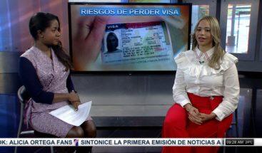Migración sin Fronteras: cinco cosas que ponen en peligro tu visa