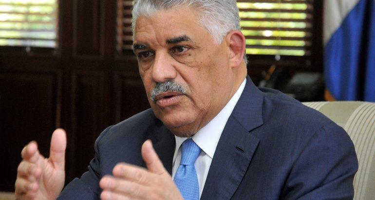 Canciller Miguel Vargas responde a investigación de El Informe