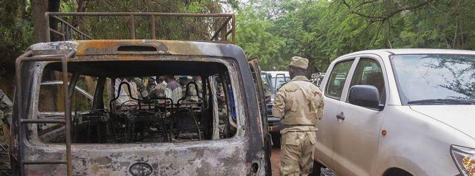 Cinco muertos en choques entre grupos tuaregs pro y anti gobierno de Mali