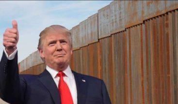 Autoridades en EEUU niegan haber pedido la construcción del muro fronterizo