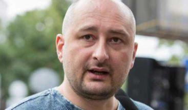 UE pide que se investigue asesinato en Kiev de periodista crítico con Putin