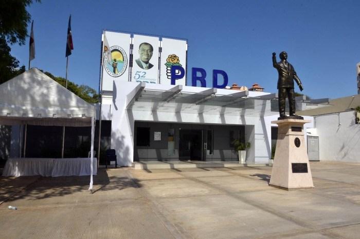 PRD recurre fallo ante Tribunal Constitucional convención anuló TSE marzo pasado