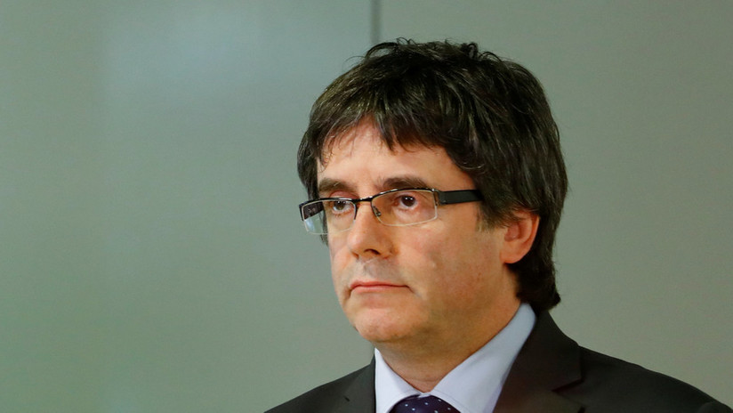 Fiscalía de Alemania pide la entrega de Puigdemont a España por rebelión