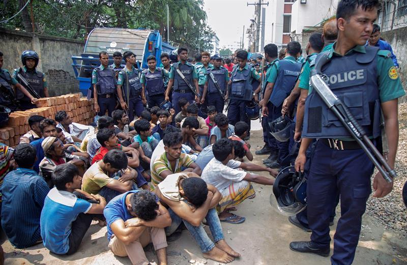 Más de 100 muertos y 9.000 arrestados en la operación antidroga en Bangladesh