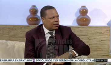 """""""Leonel Fernández no sería candidato a la presidencia por el PRSC eso no se ha discutido ni se va a discutir"""""""
