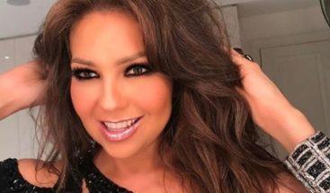 Thalía presenta reguetón como punta de lanza de un disco casero y divertido