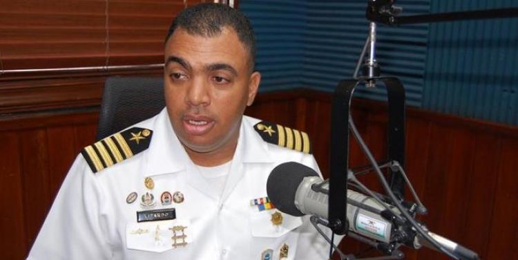 Hieren de bala al director de Relaciones Públicas de la Armada Dominicana