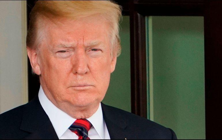 Trump abre la puerta a retrasar su cumbre con Kim Jong-un