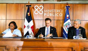 Procuraduría y CONDOR coordinan plan para ofrecer protección a víctimas de trata de personas