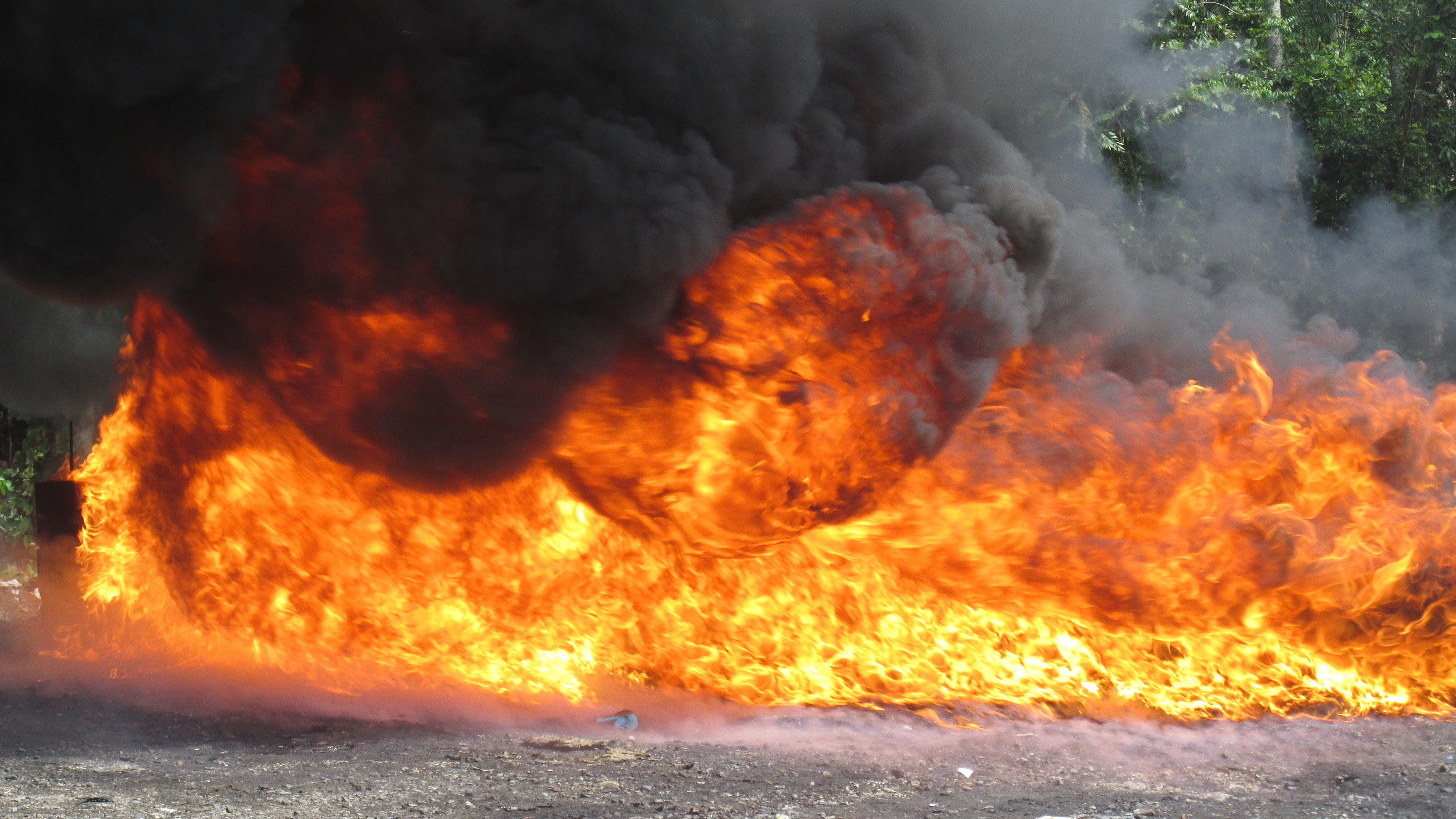 PGR incinera más de 6 toneladas de drogas en primer semestre del año