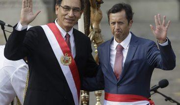 El presidente de Perú acepta la renuncia del ministro de Economía