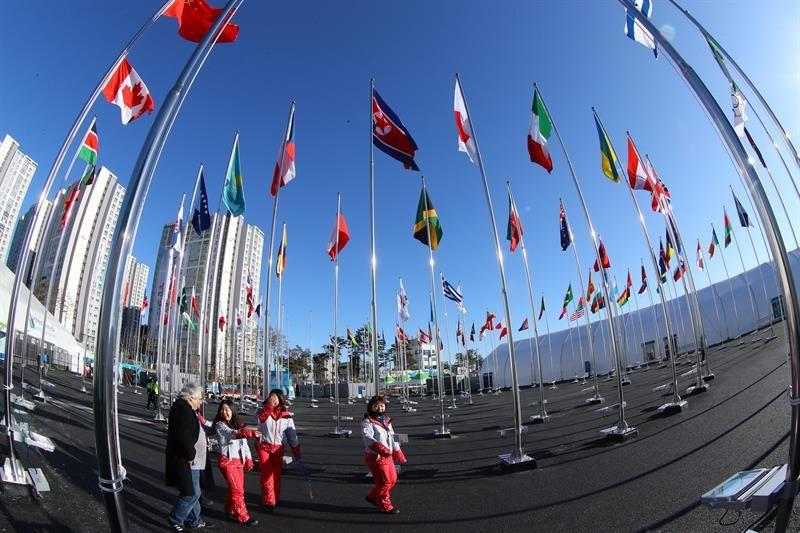 Las dos Coreas acuerdan competir juntas en los Juegos de Asia