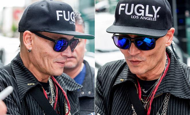 ¿Qué le ocurre a Johnny Depp? El preocupante cambio físico del actor