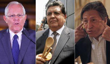 Investigarán a Kuczynski, García y Toledo por aportes de Odebrecht a campañas