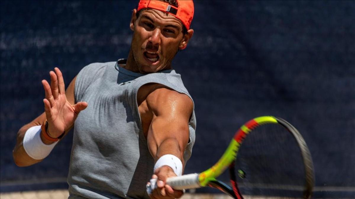 Nadal recupera el número uno y aventaja en 50 puntos a Federer