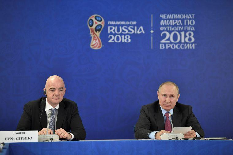 Putin inaugurará este jueves el Mundial de fútbol sin líderes occidentales