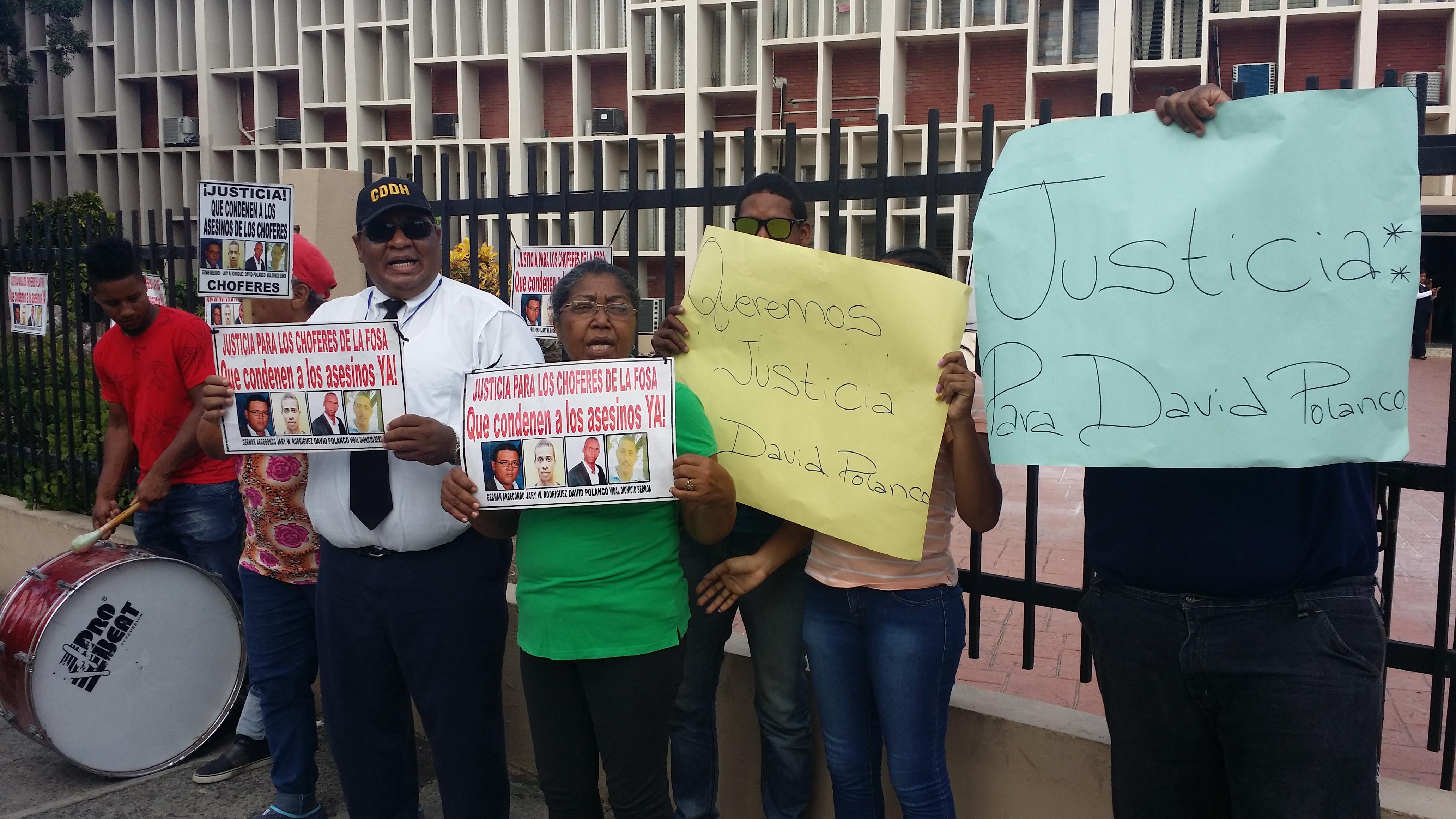 Aplazan juicio a los acusados de asesinar chóferes SPM