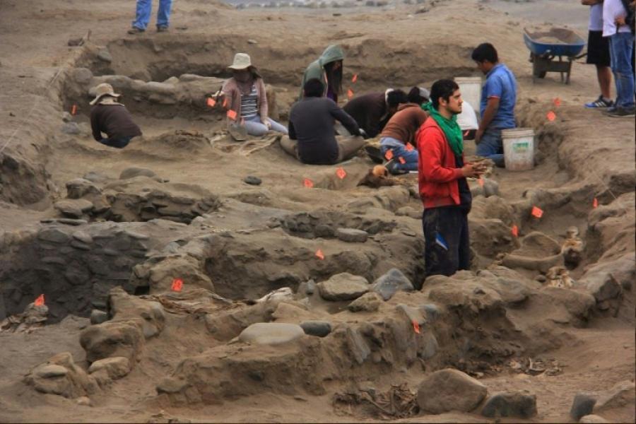 Nueva excavación en Perú encontró 111 niños sacrificados por cultura preinca