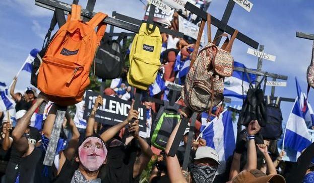 ONG reporta 5 muertes en protestas en Nicaragua; Iglesia denuncia ejecución