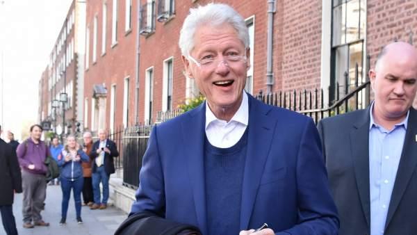 Bill Clinton publica su primera novela:
