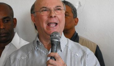 Hipólito Mejía expresa apoyo a resolución dictada por JCE
