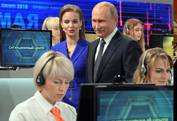 Putin dice que Youtube e Instagram no corren peligro de cierre en Rusia