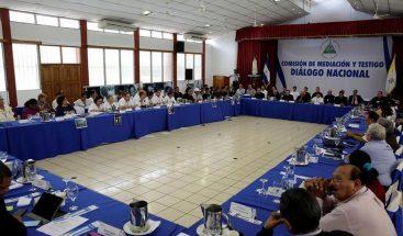 El diálogo se reanudará en Nicaragua después que CIDH presente informe en OEA