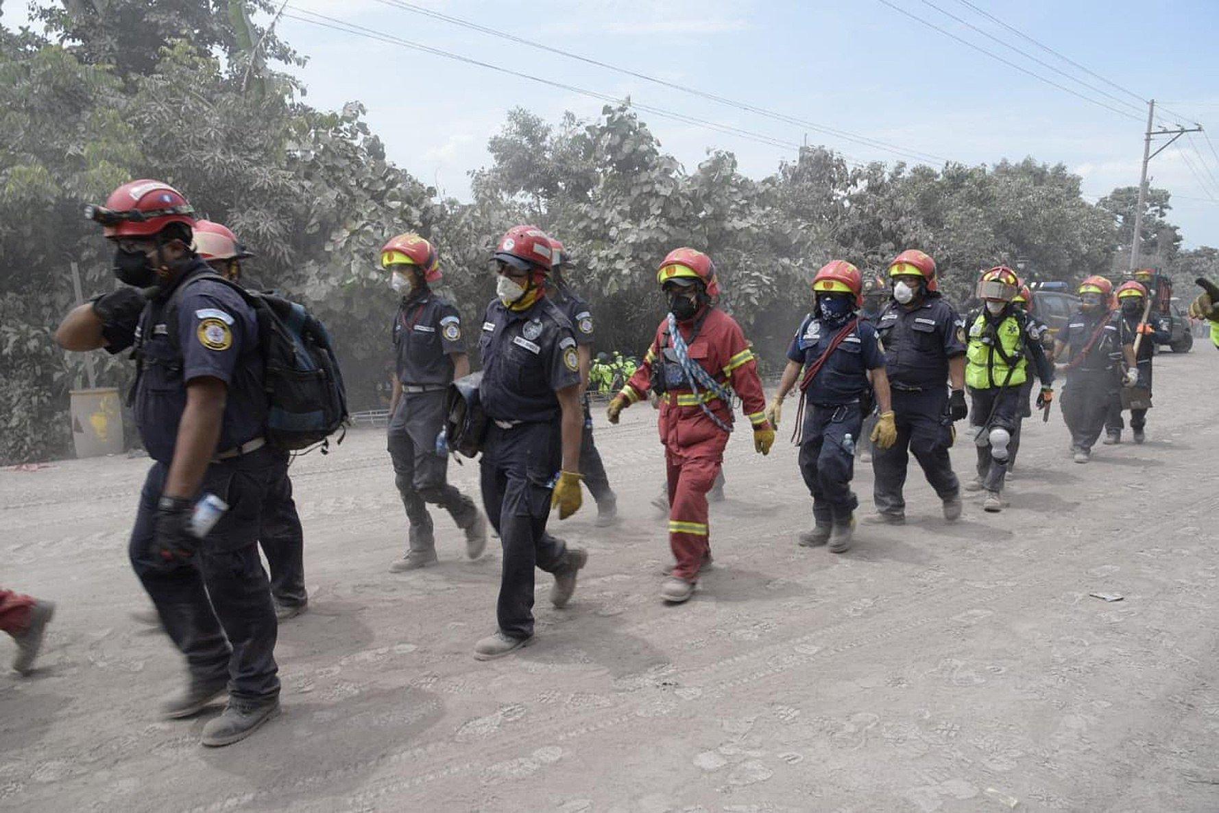 La ONU analiza las necesidades humanitarias en Guatemala tras la erupción