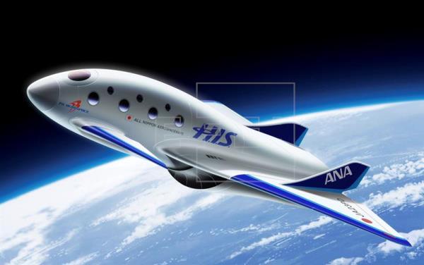 Empresa nipona crea una nave espacial para lanzar vuelos comerciales en 2023