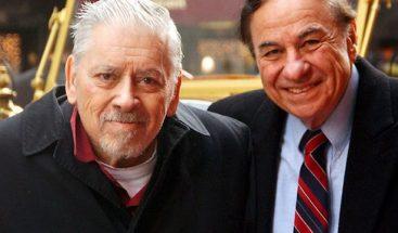 Academia homenajea a los hermanos Sherman, compositores de clásicos de Disney