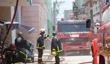 Un incendio afecta servicio de telefonía móvil en cuatro provincias de Cuba