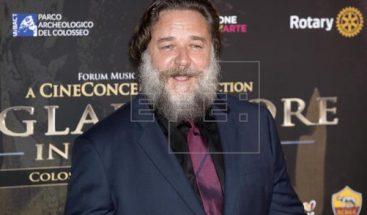 Russell Crowe será Roger Ailes en una serie de Showtime