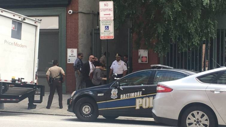 Varios muertos en un tiroteo en la redacción de un periódico local de Maryland