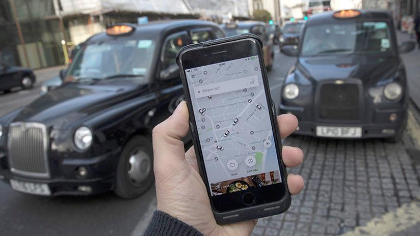 Uber lanza el botón del 'pánico'