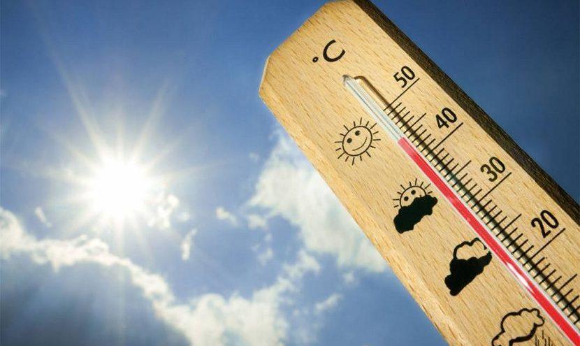 Onamet pronostica temperaturas calurosas y chubascos en algunas localidades