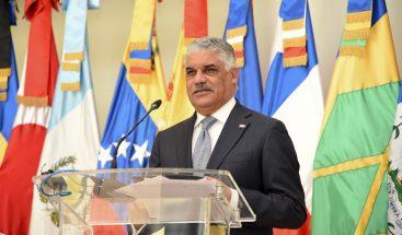 Canciller Vargas sale hacia EE. UU.para participar en reuniones de la OEA y ONU