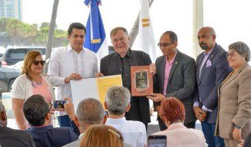 Ayuntamiento del DN reconoce al arquitecto urbanista Jan Gehl